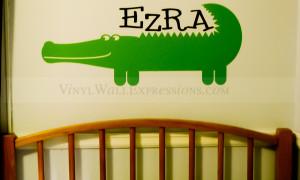 dinosaur boys girls vinyl wall art room decor