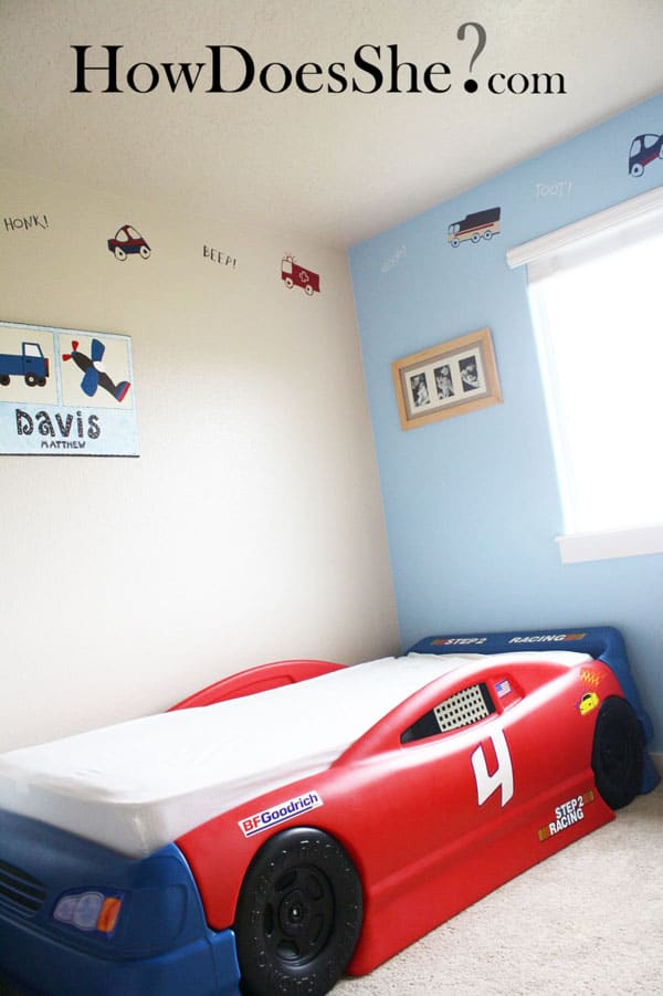 cars kids vinyl wall art and quotes
