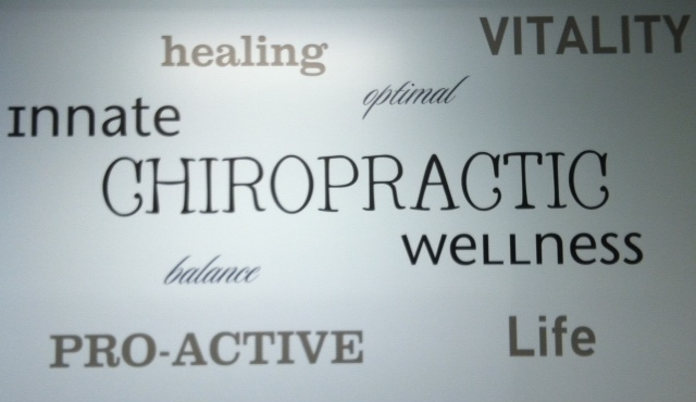 Chiropractic Vinyl Lettering Vinyl Wall Expressions