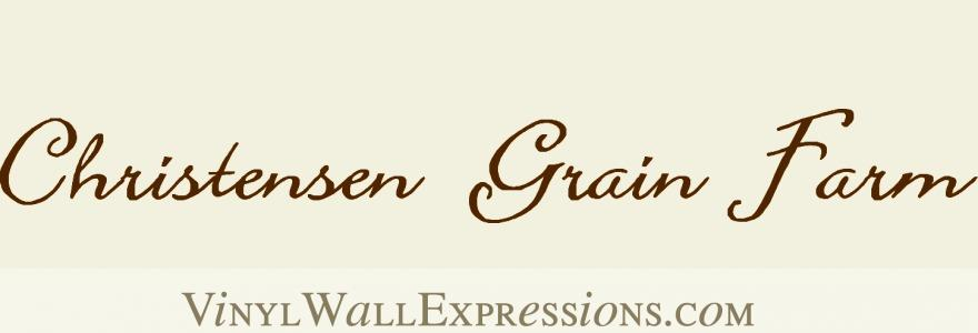 custom wall quotes and vinyl lettering decals•vinyl wall expressions