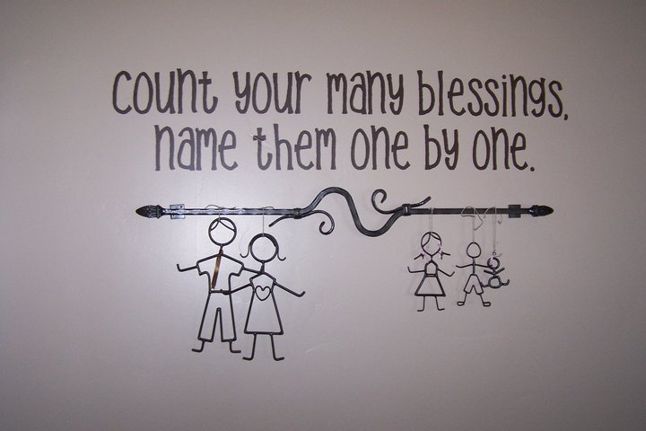 Count Your Many Blessings Name Them One By One